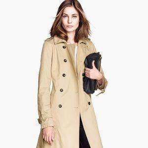 H&M • Trench Coat